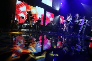 L'orchestre de la Nuit des Étoiles sur scène au Novotel Atria de Belfort