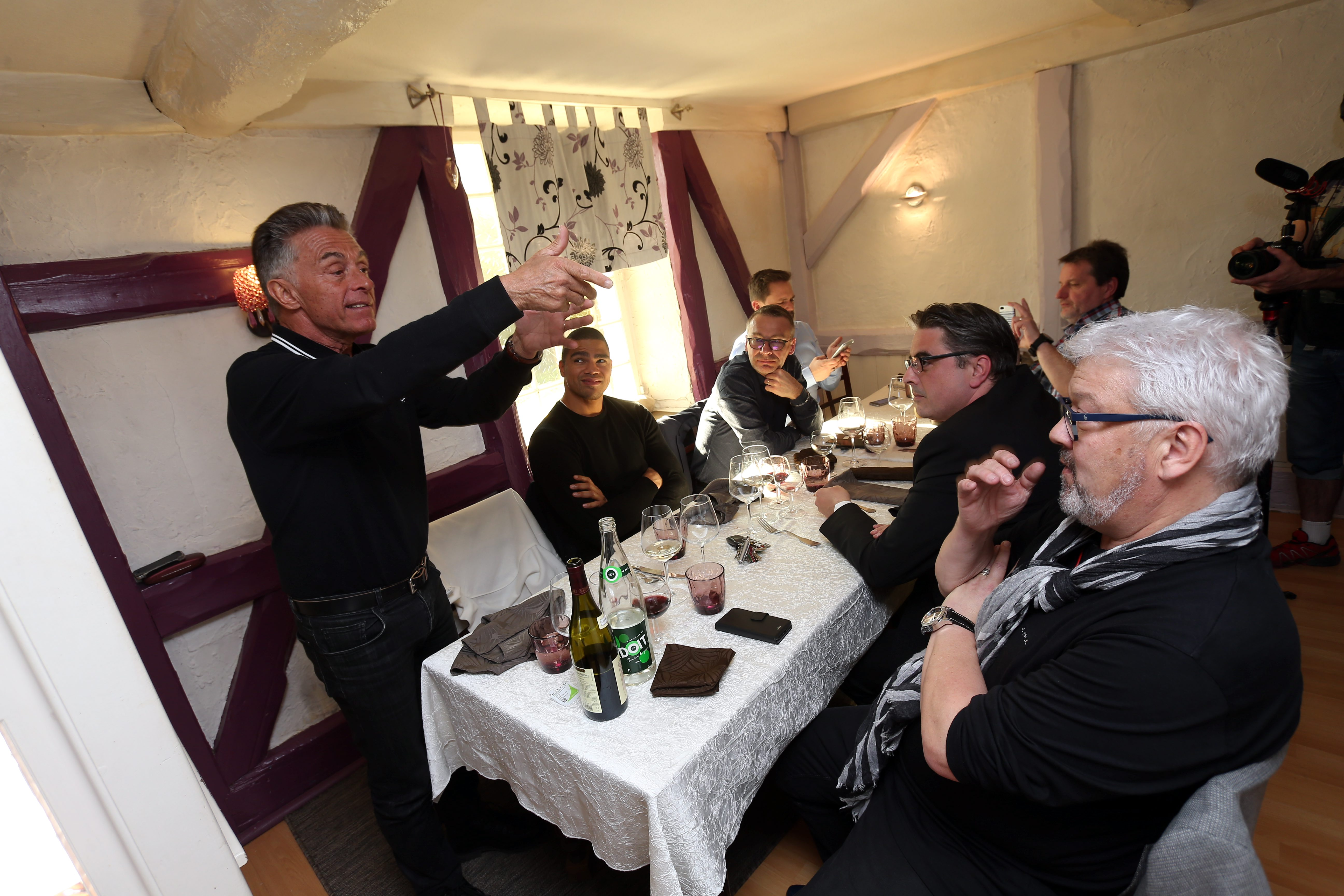 Déjeuner officiel Nuit des Étoiles 2019