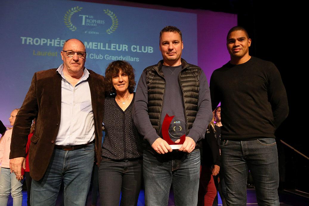 Trophée du Sud 2019