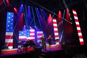 Le duo Giroud et Stotz à la Nuit des Étoiles 2019
