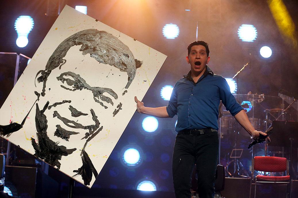 Roy Neves à la Nuit des Étoiles 2019