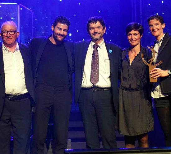 L'ES Besançon Féminin à la Nuit des Étoiles 2019